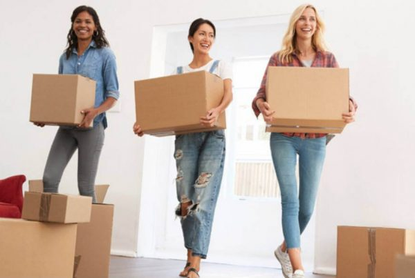 Buying Property Together