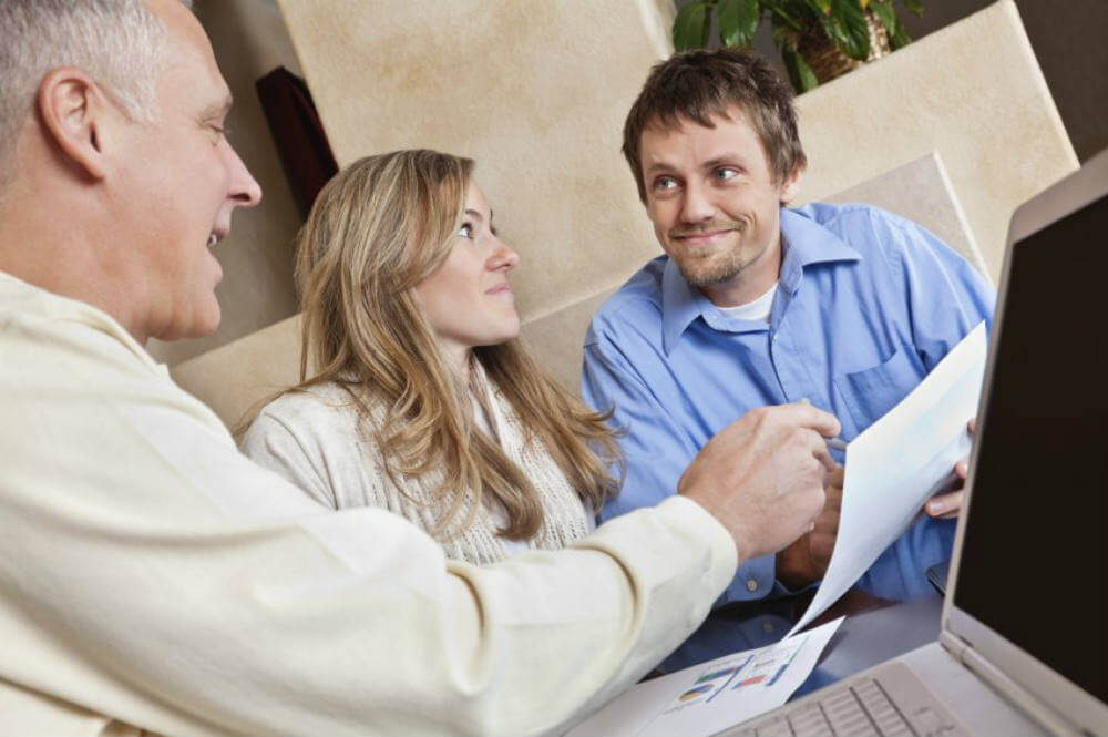Process of securing a home loan with a broker
